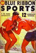 Blue Ribbon Sports (1937-1940 Columbia Publications) Pulp Vol. 2 #2