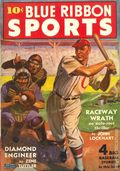 Blue Ribbon Sports (1937-1940 Columbia Publications) Pulp Vol. 2 #4