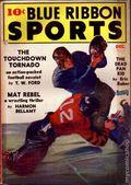 Blue Ribbon Sports (1937-1940 Columbia Publications) Pulp Vol. 2 #5