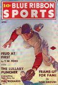 Blue Ribbon Sports (1937-1940 Columbia Publications) Pulp Vol. 2 #6
