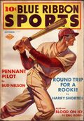 Blue Ribbon Sports (1937-1940 Columbia Publications) Pulp Vol. 3 #1