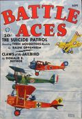 Battle Aces (1930-1932 Popular Publications) Pulp Vol. 6 #4