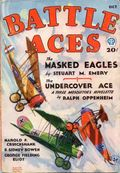 Battle Aces (1930-1932 Popular Publications) Pulp Vol. 7 #1