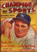 Champion Sports (1937-1939 Periodical House) Pulp Vol. 1 #3