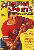 Champion Sports (1937-1939 Periodical House) Pulp Vol. 2 #2