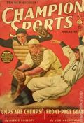 Champion Sports (1937-1939 Periodical House) Pulp Vol. 2 #4