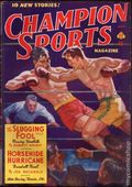 Champion Sports (1937-1939 Periodical House) Pulp Vol. 3 #1