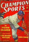 Champion Sports (1937-1939 Periodical House) Pulp Vol. 3 #2