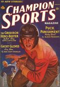 Champion Sports (1937-1939 Periodical House) Pulp Vol. 3 #3