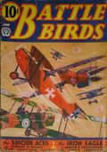 Battle Birds (1932-1934 American Fiction Magazines) Pulp 1st Series Vol. 1 #2