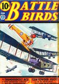Battle Birds (1932-1934 American Fiction Magazines) Pulp 1st Series Vol. 1 #3