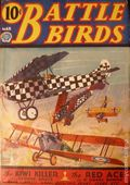 Battle Birds (1932-1934 American Fiction Magazines) Pulp 1st Series Vol. 1 #4