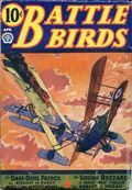 Battle Birds (1932-1934 American Fiction Magazines) Pulp 1st Series Vol. 2 #1