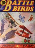 Battle Birds (1932-1934 American Fiction Magazines) Pulp 1st Series Vol. 2 #2