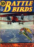 Battle Birds (1932-1934 American Fiction Magazines) Pulp 1st Series Vol. 2 #3