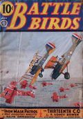 Battle Birds (1932-1934 American Fiction Magazines) Pulp 1st Series Vol. 2 #4