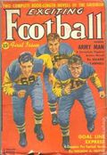Exciting Football (1941-1951 Standard Magazines) Pulp Vol. 1 #1