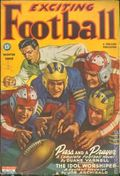 Exciting Football (1941-1951 Standard Magazines) Pulp Vol. 2 #2