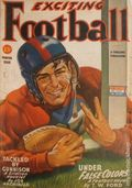 Exciting Football (1941-1951 Standard Magazines) Pulp Vol. 2 #3