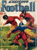 Exciting Football (1941-1951 Standard Magazines) Pulp Vol. 3 #2