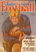 Exciting Football (1941-1951 Standard Magazines) Pulp Vol. 4 #1