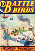 Battle Birds (1932-1934 American Fiction Magazines) Pulp 1st Series Vol. 3 #1