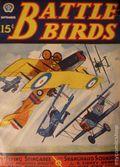 Battle Birds (1932-1934 American Fiction Magazines) Pulp 1st Series Vol. 3 #2