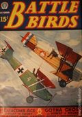 Battle Birds (1932-1934 American Fiction Magazines) Pulp 1st Series Vol. 3 #3