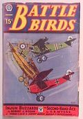 Battle Birds (1932-1934 American Fiction Magazines) Pulp 1st Series Vol. 4 #2