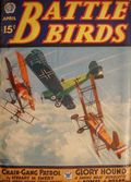Battle Birds (1932-1934 American Fiction Magazines) Pulp 1st Series Vol. 5 #1