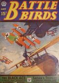 Battle Birds (1932-1934 American Fiction Magazines) Pulp 1st Series Vol. 5 #2