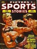 Fifteen Sports Stories (1948-1952 Popular Publications) Vol. 1 #4