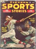 Fifteen Sports Stories (1948-1952 Popular Publications) Vol. 2 #1