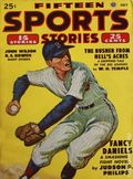 Fifteen Sports Stories (1948-1952 Popular Publications) Vol. 2 #2