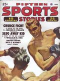 Fifteen Sports Stories (1948-1952 Popular Publications) Pulp Vol. 2 #3