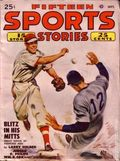 Fifteen Sports Stories (1948-1952 Popular Publications) Vol. 2 #4