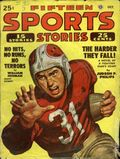 Fifteen Sports Stories (1948-1952 Popular Publications) Pulp Vol. 3 #1