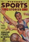 Fifteen Sports Stories (1948-1952 Popular Publications) Vol. 3 #4