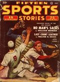 Fifteen Sports Stories (1948-1952 Popular Publications) Vol. 4 #1