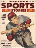 Fifteen Sports Stories (1948-1952 Popular Publications) Vol. 4 #3