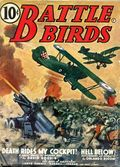 Battle Birds (1940-1944 Fictioneers, Inc.) Pulp 2nd Series Vol. 3 #1
