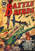 Battle Birds (1940-1944 Fictioneers, Inc.) Pulp 2nd Series Vol. 4 #4