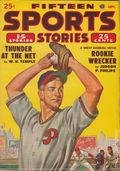 Fifteen Sports Stories (1948-1952 Popular Publications) Vol. 6 #1