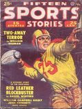 Fifteen Sports Stories (1948-1952 Popular Publications) Vol. 6 #2