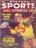 Fifteen Sports Stories (1948-1952 Popular Publications) Pulp Vol. 6 #2