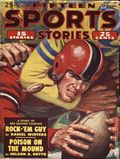 Fifteen Sports Stories (1948-1952 Popular Publications) Vol. 6 #3