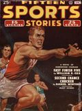 Fifteen Sports Stories (1948-1952 Popular Publications) Vol. 6 #4