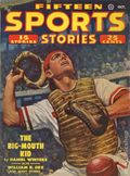 Fifteen Sports Stories (1948-1952 Popular Publications) Vol. 7 #3