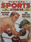 Fifteen Sports Stories (1948-1952 Popular Publications) Vol. 7 #4