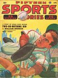 Fifteen Sports Stories (1948-1952 Popular Publications) Vol. 8 #2